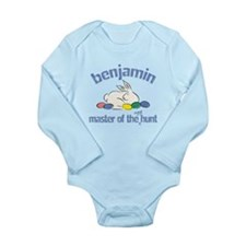 Unique Easter basket Long Sleeve Infant Bodysuit