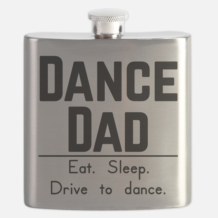 Cute Parents day Flask