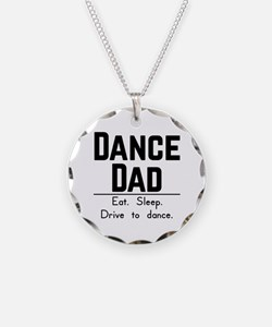 Funny Parents day Necklace