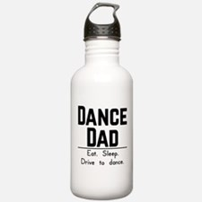Dance Dad Water Bottle