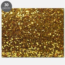 Luxurious Glamorous Sparkle Glitter Bling Puzzle