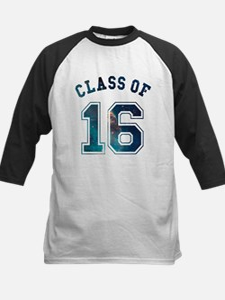 Class of 16 Space Baseball Jersey