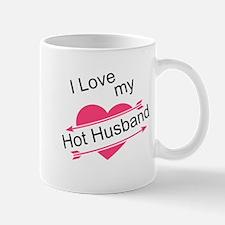 i love my Hot husband Mug