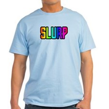 RAINBOW SLURP 2 LIGHT T-Shirt