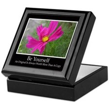 Be Yourself Keepsake Box