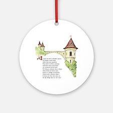 Unique Lord of the Round Ornament