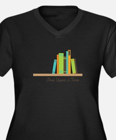 Once Upon A Time Plus Size T-Shirt