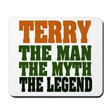 TERRY - the legend Mousepad