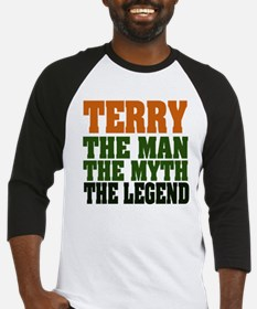 TERRY - the legend Baseball Jersey