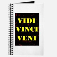 VIDI VINCI VENI Journal