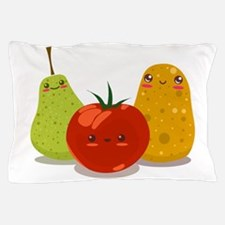 Funny Fruits Fun Pack 2 Pillow Case