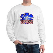 Paragod on duty Sweatshirt