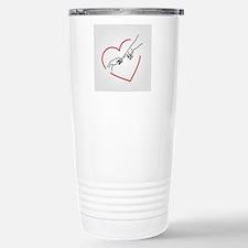 Unique Human touch Travel Mug