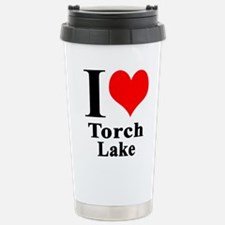 Unique Pontoon Travel Mug