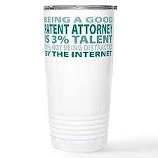 Cute Patent lawyers Travel Mug