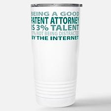 Unique Patent lawyers Travel Mug