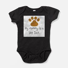 Unique Veterinary technician Baby Bodysuit