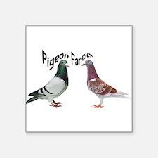 Pigeon Fancier Sticker