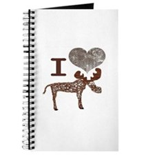 I heart Moose Journal