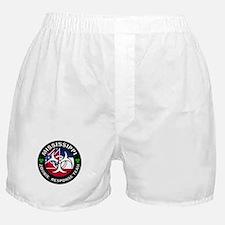 Mississippi Zombie Response Team Boxer Shorts