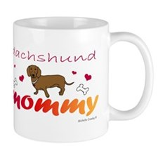 Unique Dachshund birthday Mug