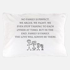 Family Pillow Case