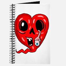 Zombie Heart 3 Journal