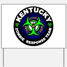 KY ZRT Green Yard Sign