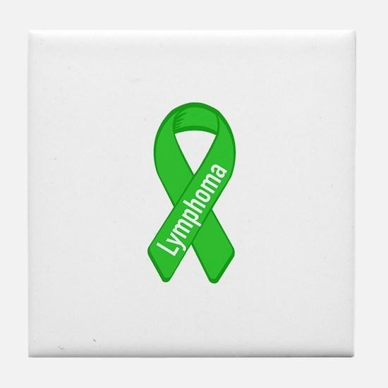 Lymphoma Tile Coaster
