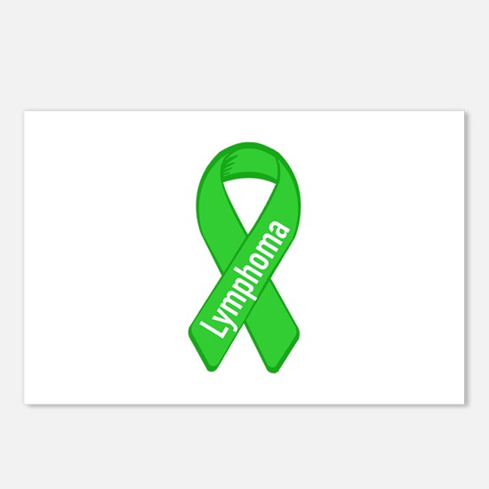 Lymphoma Postcards (Package of 8)
