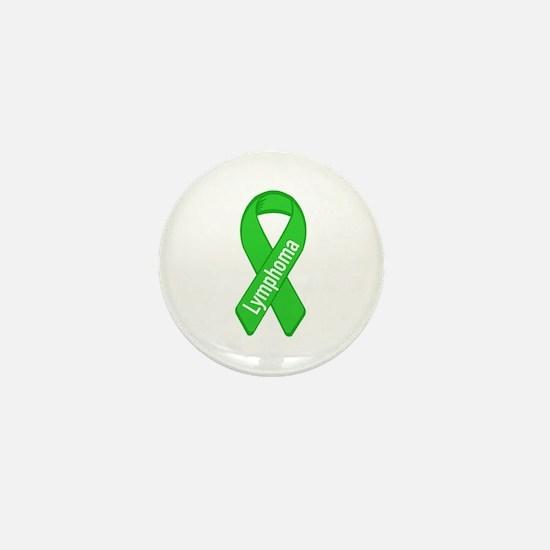 Lymphoma Mini Button
