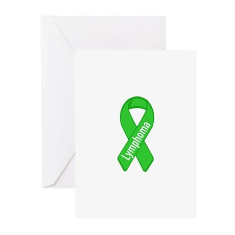 Lymphoma Greeting Cards (Pk of 20)