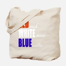 Unique Whitetrash Tote Bag
