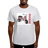 Monkey bike Mens Light T-shirts