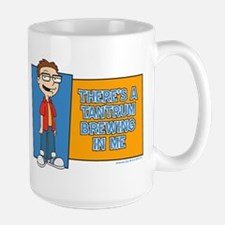 American Dad Steve Tantrum Mug