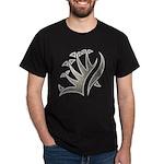 Tribal Frond Dark T-Shirt