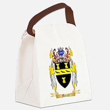Mercer Canvas Lunch Bag