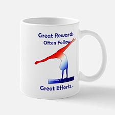 Gymnastics Mug - Rewards