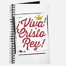 Viva Cristo Rey Journal