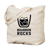 Bourbon whiskey Canvas Totes