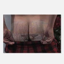 Nude Postcards (Package of 8)