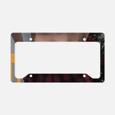 Unique Gay christmas License Plate Holder