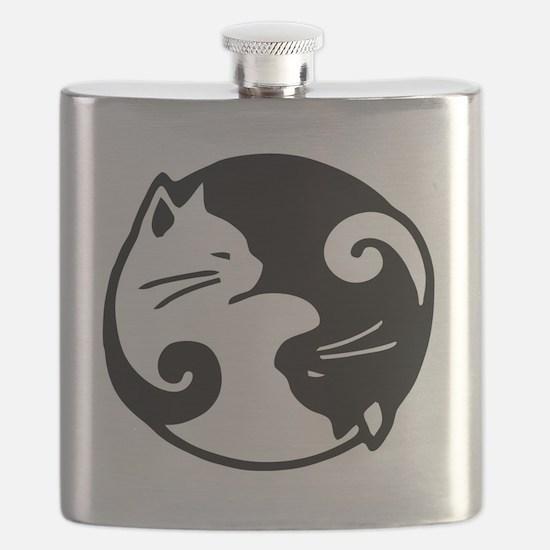 Cute Yin Flask
