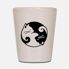 Funny Meow Shot Glass