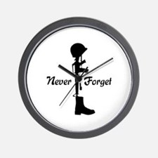 Vietnam Vet Memorial Wall Clock