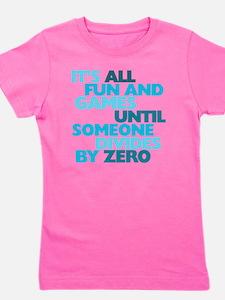 Funny Zero Girl's Tee