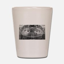 Smile Shot Glass
