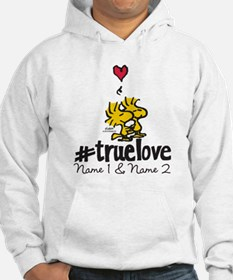 Woodstock True Love - Personaliz Jumper Hoody