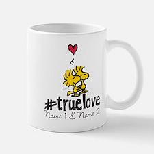 Woodstock True Love - Personalized Small Small Mug