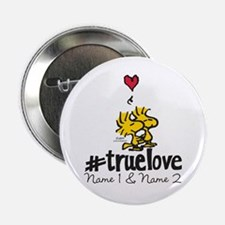 "Woodstock True Love - Personalized 2.25"" Button"